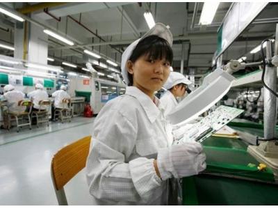 深圳富士康工作环境
